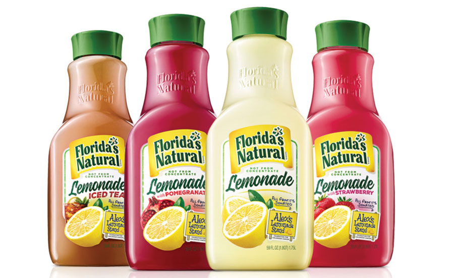 Florida's Natural Lemonades