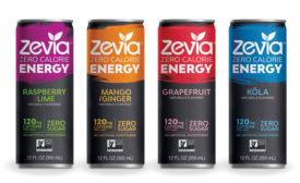 Zevia Energy bottle