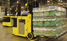 JBT corp automated guide vehicles AGV