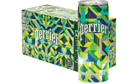 Perrier Sparkling Mineral Water - Beverage Industry