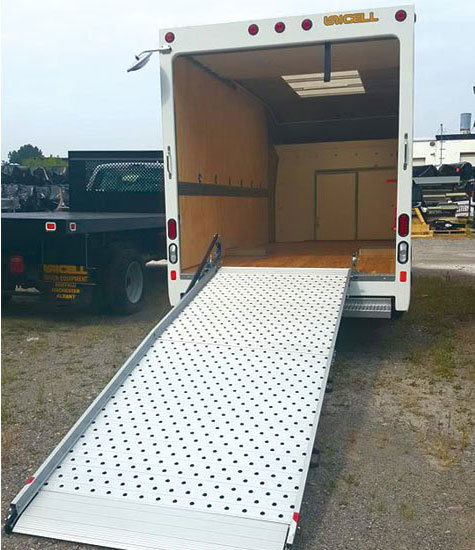 National Fleet Products WM Ramp - Beverage Industry