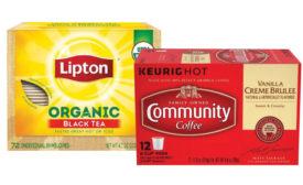 Unilever Community Coffee - Beverage Industry