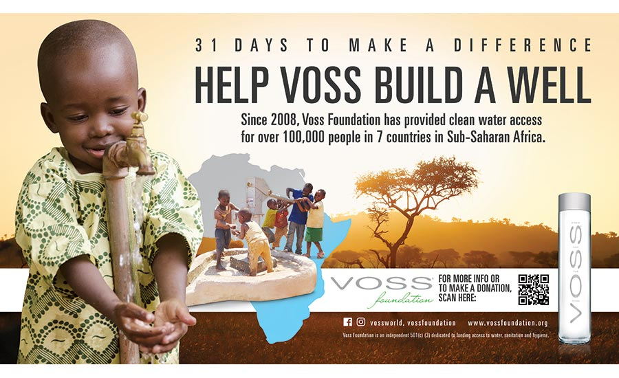 Voss charity program