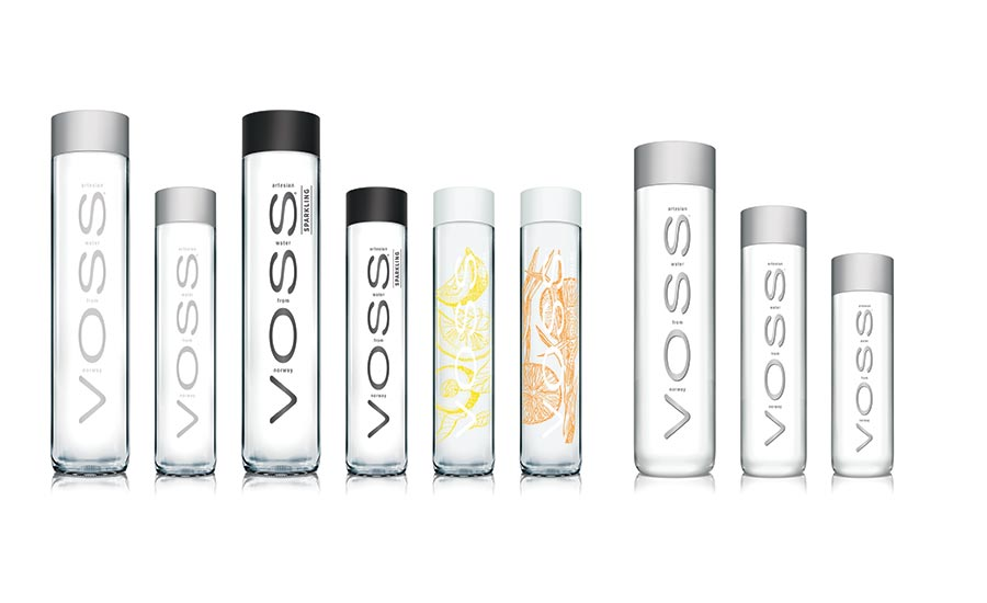 Voss Water of Norway expands to retail, international