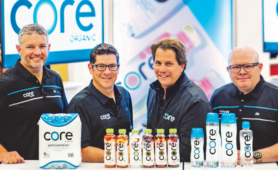 CORE Hydration Leadership