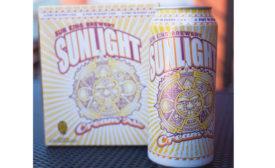 Sunlight cream soda
