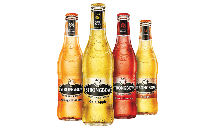 Strongbow Hard Apple Ciders