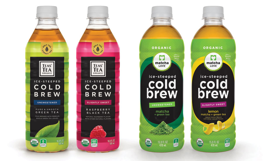 cold-brew ready-to-drink teas