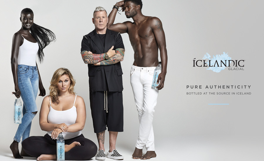 Pure Authenticity campaign