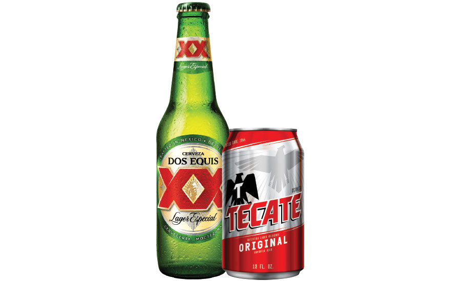 Mexican beer imports