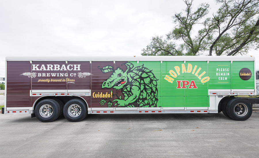 Beverage Industry's fifth annual fleet graphics awards