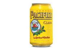 Pacifico in 12-ounce aluminum cans