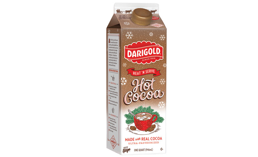 Darigold Hot Cocao Beverage Industry
