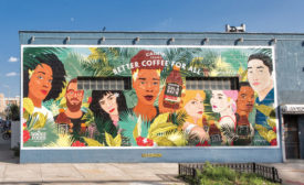California Farms Art Installation Beverage Industry