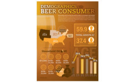 Demographics of the Beer Consumer Infographic Beverage Industry