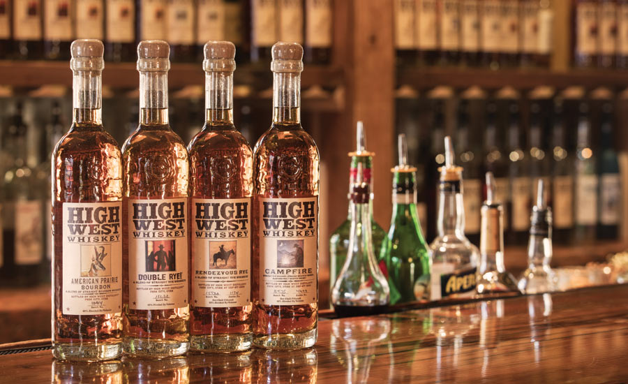 High West Distillery Beverage Industry October 2017 Executive of the Year