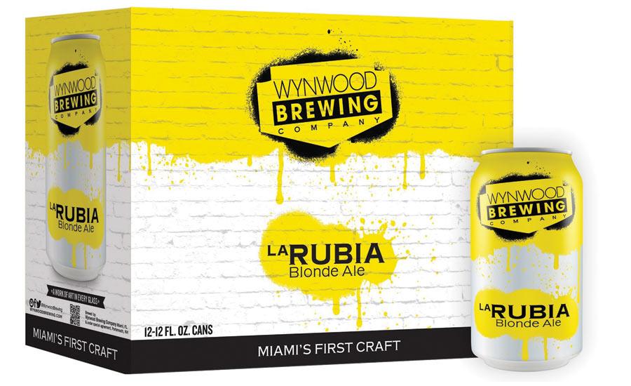 LaRubia cans Beverage Industry October 2017