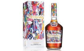 2017 Hennessy Very Special Limited Edition JonOne Bottle
