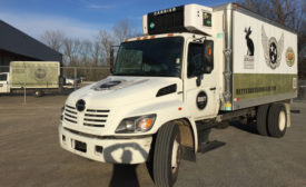 BountyBev Truck - Beverage Industry