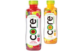 Core Nutrition Bottles - Beverage Industry
