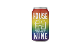 House Wine announced the launch of new, limited-edition Rainbow Rosé Bubbles cans to celebrate and support LGBTQ equality and love in all its forms - Beverage Industry