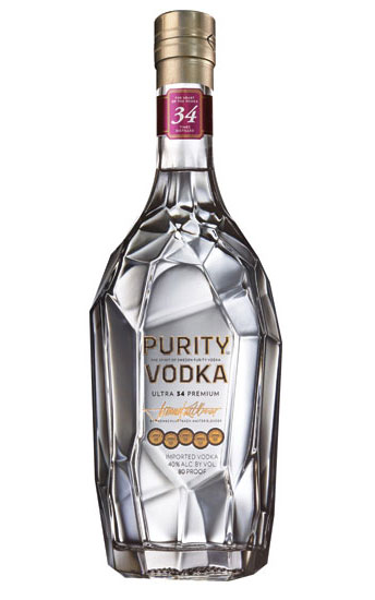 Purity Vodka - Beverage Industry