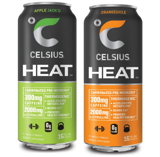 Celsius Heat - Beverage Industry