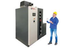 Clayton Steam Master - Beverage Industry
