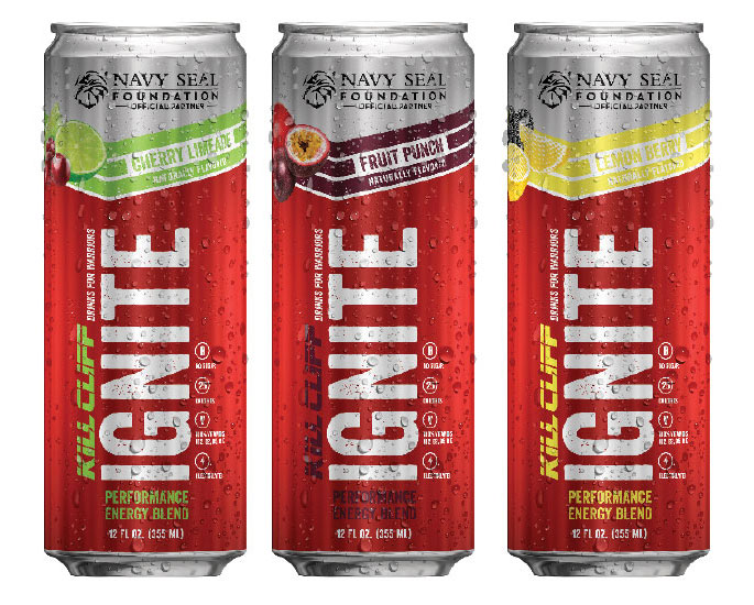 Kill Cliff Ignite - Beverage Industry