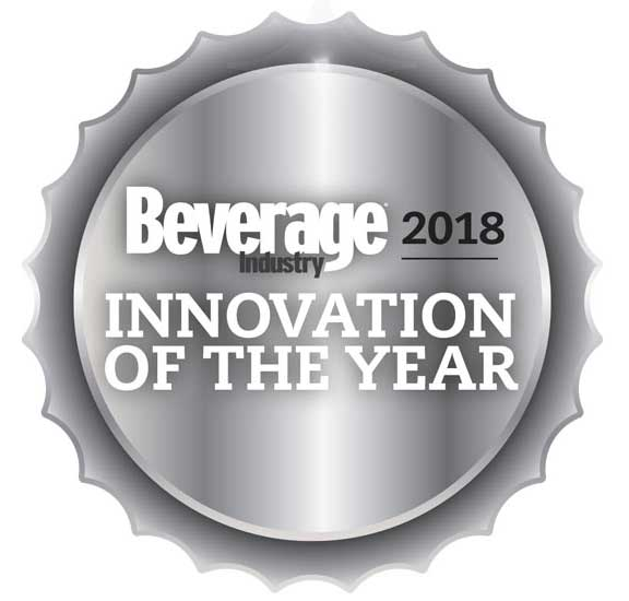 2018 Beverage Innovations of the Year Badge - Beverage Industry