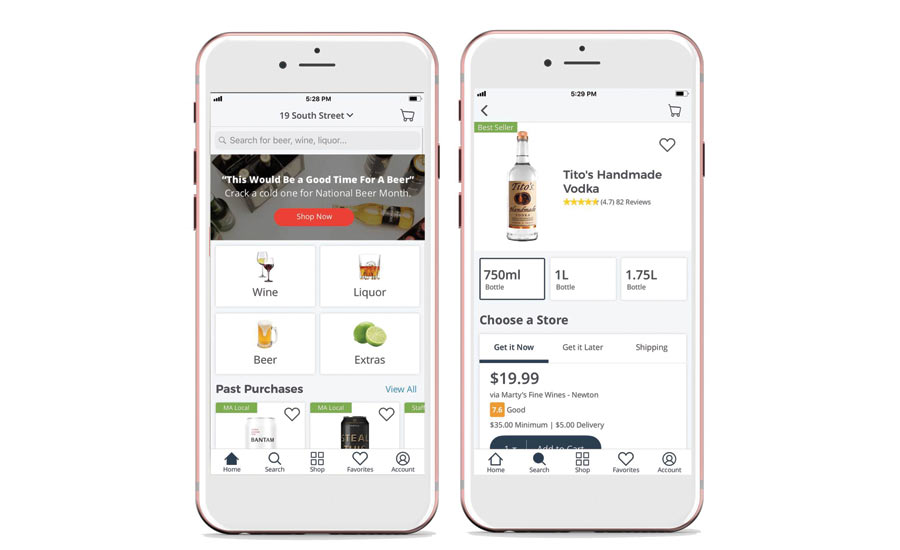 Drizly-app-beverage-industry