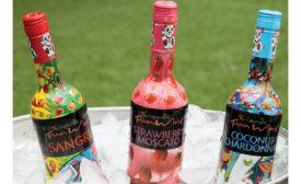 Friends Fun Wine - Beverage Industry