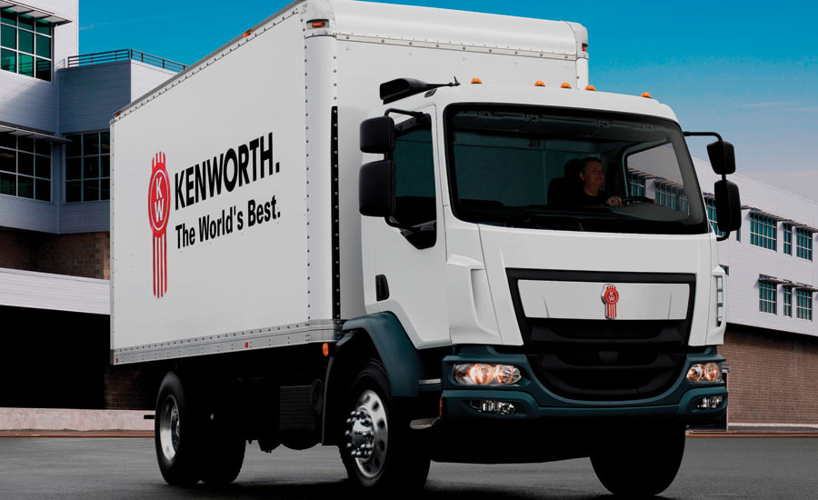 Kenworth's T270 and T370 medium-duty truck. - Beverage Industry