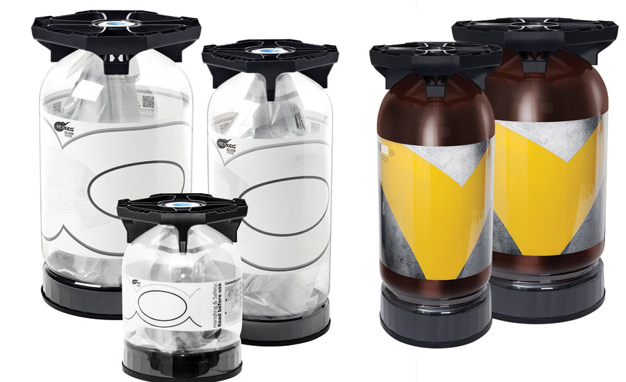 KegKeg, UniKeg fully recyclable solutions