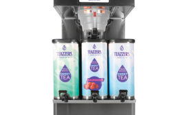 Teazzers SmartBrew Machine - Beverage Industry