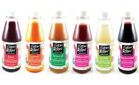 Grow Raw Organic Lacto Fermented Juices - Beverage Industry
