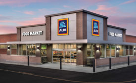 Aldi Store - Beverage Industry
