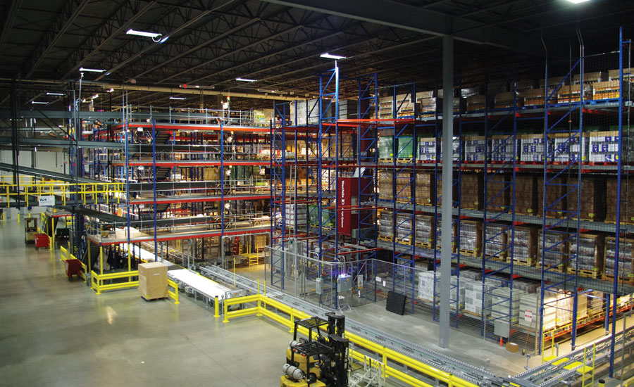 Automation's ability to enable growth and increase density has encouraged beverage warehouses to invest in the solution, says Dan Labell. (Image courtesy of Westfalia Technologies Inc.) - Beverage Industry