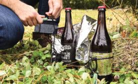 Dogfish Head Craft Brewery Survivalist Kit - Beverage Industry