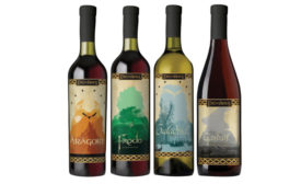 Lord of the Rings - Lot18 Wine Bottle - Beverage Industry