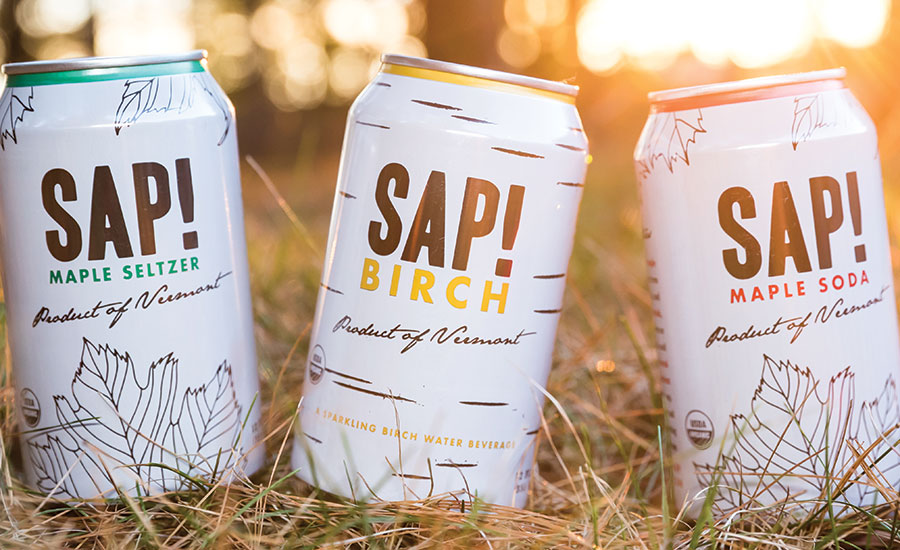 Sap! announced it's now working with 1% For The Planet - Beverage Industry