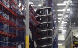 Spiral Storage Systems - Beverage Industry