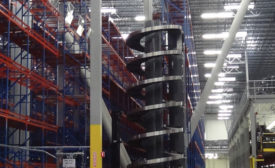 Spiral Storage Systems - Beverage Industry