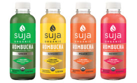 Suja Kombucha Drinks - Beverage Industry