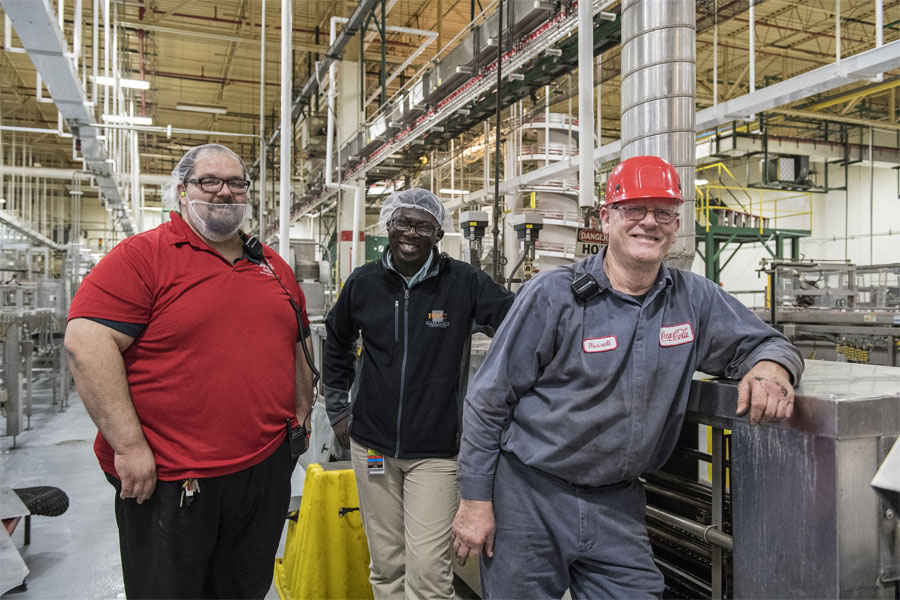 2018 Bottler of the Year - Great Lakes Coca Cola - Beverage Industry