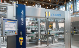 Krone Craftmate Can Filler - Beverage Industry