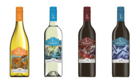 Lindeman's Bin Series with arty by David Bromley - Beverage Industry