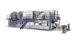 Tetra Pak A6 Filling Machine - Beverage Industry