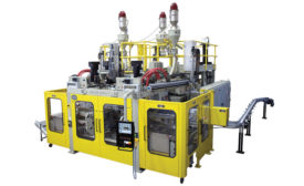 Bekum America Corp. introduced the EBLOW 407 DL - Beverage Industry