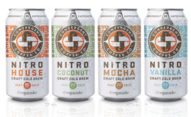 Convergent Coffee - new Nitro-Craft cans - Beverage Industry